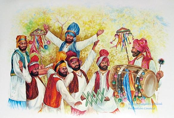 Source: Punjab Cultural Promotion Council