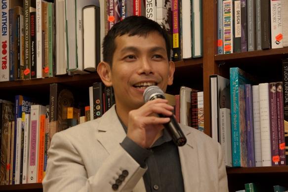 Jee Leong Koh (Source: Singapore Literature Festival)