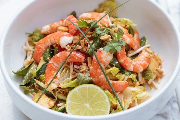 Pad Thai Salad (Source: PS Cafe)