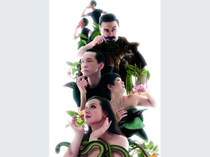 Tropical Traumas: A Series Of Cinematographic Choreographies