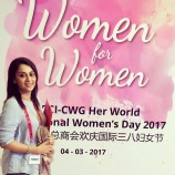 SCCI-CWG Her World International Women's Day 2015