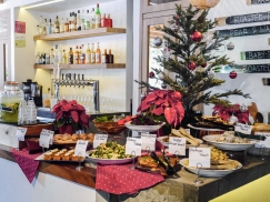 Christmas at Quayside - Summerlong Festive Brunch Counter